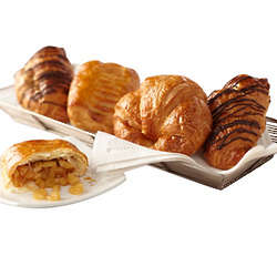 Breakfast Croissant Assortment