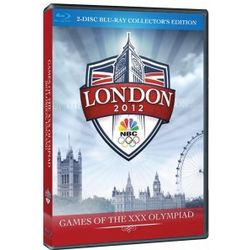 London 2012 Olympic Highlights Blu-Ray DVDs