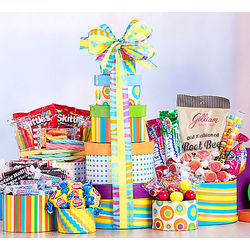 Candy Store Gift Tower