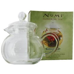 Flowering Tea Glass Teapot