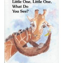 Little One, Little One, What Do You See? Personalized Book