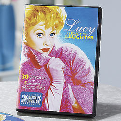 Lucy: A Legacy of Laughter DVDs