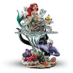 The Little Mermaid Part of Her World Ariel Sculpture