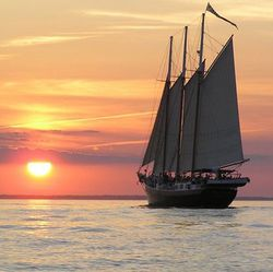 Yorktown Virginia Sailing Classic Schooner Tour for 1