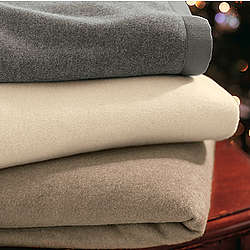 Pure Cashmere 4 Ply Twin Blanket