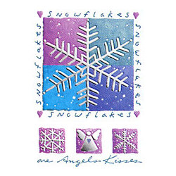 Snowflakes Are Angels Kisses T-Shirt