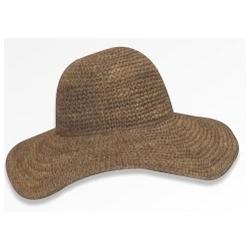 Sea Grass Floppy Hat