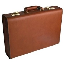 Large American Belting Attache