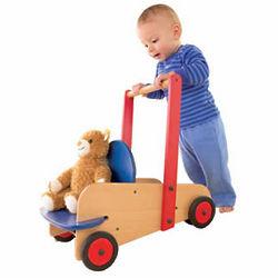 Walker Wagon Toy