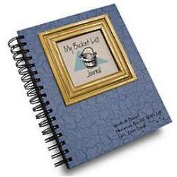 My Bucket List Journal