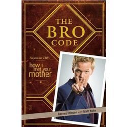 Bro Code By Barney Stinson Book