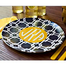 Personalized Patterned Plate
