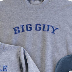 Big Guy T-Shirt