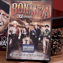 Bonanza TV Show DVDs