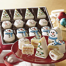 Winter Wonder Petits Fours Gift Box
