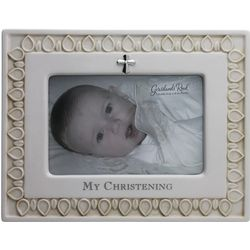 My Christening Photo Frame