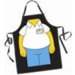 The Simpsons Homer be the Character Apron