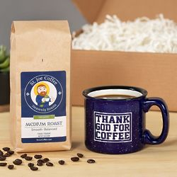 Thank God for Coffee Gift Box