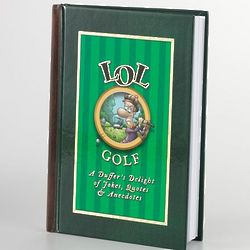 LOL Golf Book