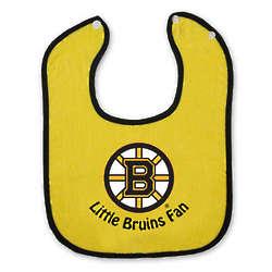 Boston Bruins Baby Bib
