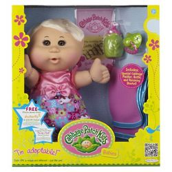 Cabbage Patch Kids Caucasian Girl with Blonde Hair