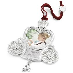 Heirloom Princess Carriage Ornament