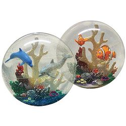 "Aquarium 4"" Bouncy Ball"