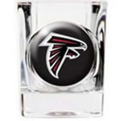 Atlanta Falcons Personalized Shot Glass