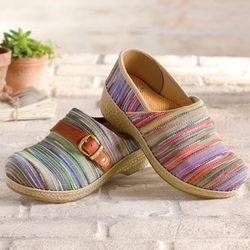 Jute-Wrapped Clogs