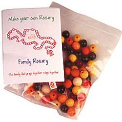 Make Your Own Rosary Kit