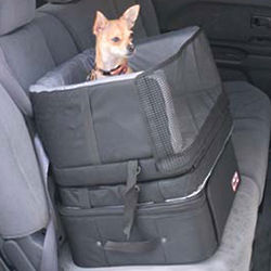 3 in 1 Stow and Go Pet Car Seat