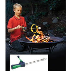Reel Marshmallow Roaster