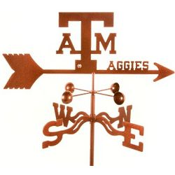 Texas A&M University Weathervane
