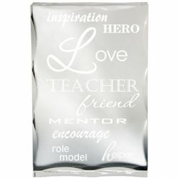 Meaning of a Teacher Keepsake