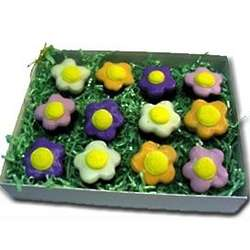 Flower Brownie Bites Gift Box