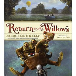 Return to the Willows Hardcover Book