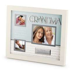 Grandma Shadow Box Picture Frame