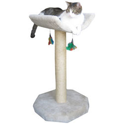 Cat's One-Tiered Sisal Scratching Post