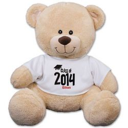 Personalized Get Better Soon Teddy Bear