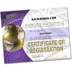 Domain Name Standard Plus Package