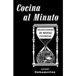 Cocina al Minuto Cook Book