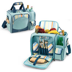 Malibu St. Tropez Deluxe Insulated Shoulder Pack for 2