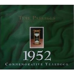 1952 Time Passages Calendar Yearbook