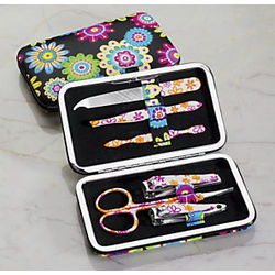Flower Manicure Set