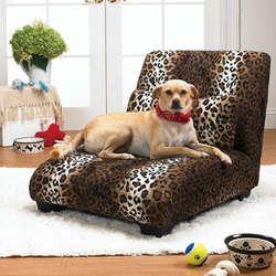 Elliot Chaise Pet Bed