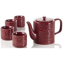 Rohan Teapot Set