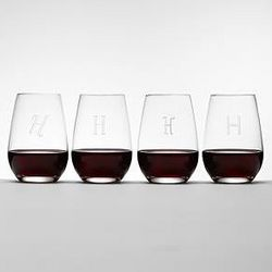 Forte Universal Stemless Glass Set