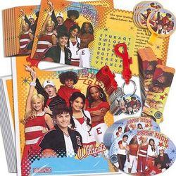 High School Musical Favor Pack