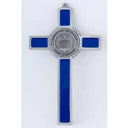 Pewter Air Force Wall Cross