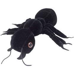 Black Ant Plush Doll